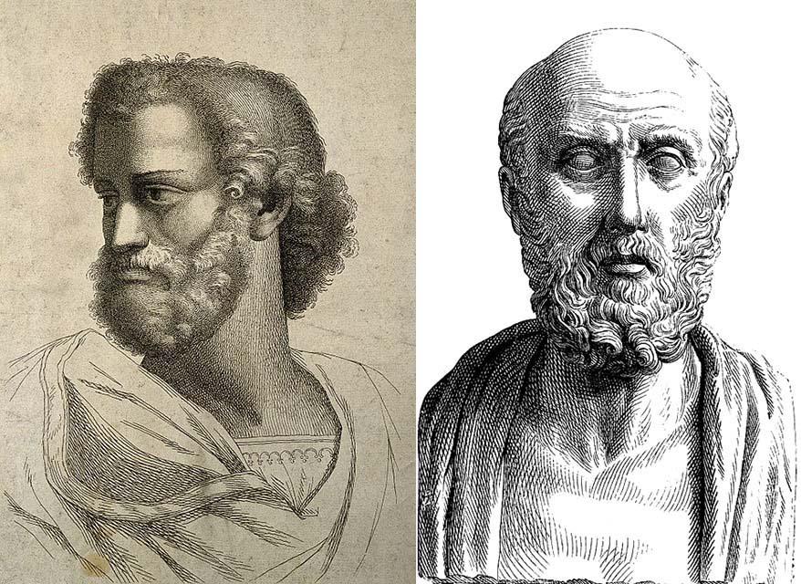 aristotle hippocrates