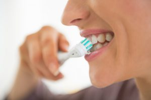 the electric toothbrush is one of the best products for bad breath control