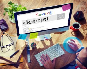 dental practice marketing makes your clinic visible online when a patients searches for your services